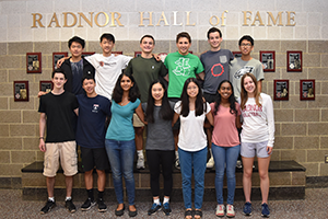 17 Radnor Students Named National Merit Semifinalists